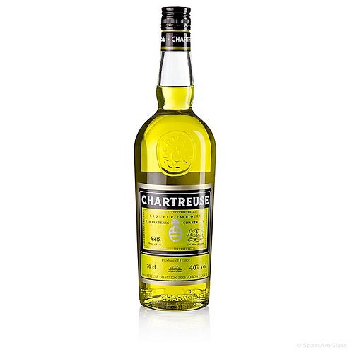 Chartreuse Liqueur gelb