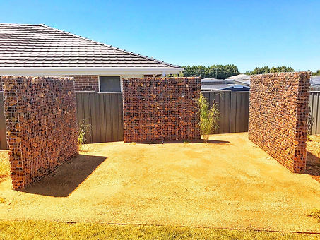 Gabion Feature