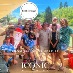 Merry Christmas from Iconic Outdoors