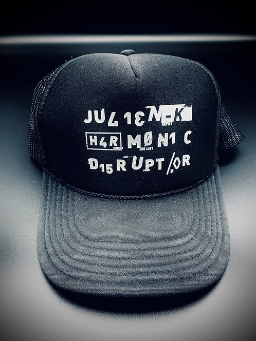 Disruptor Trucker Snapback Hat **ONLY ONE LEFT**