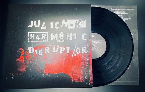 Harmonic Disruptor Black Vinyl LP
