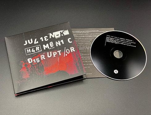 Harmonic Disruptor Gatefold CD Pack