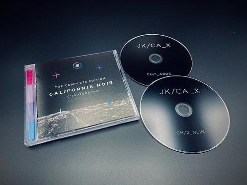 California Noir - The Complete Edition Double CD