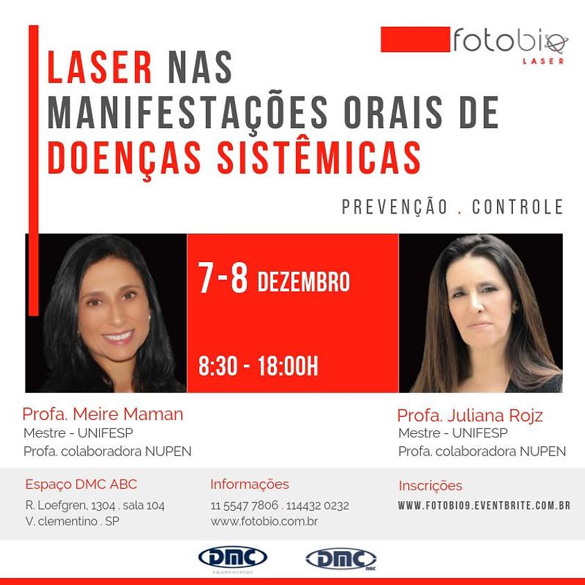 Laser nas manifestações orais de doenças sistêmicas