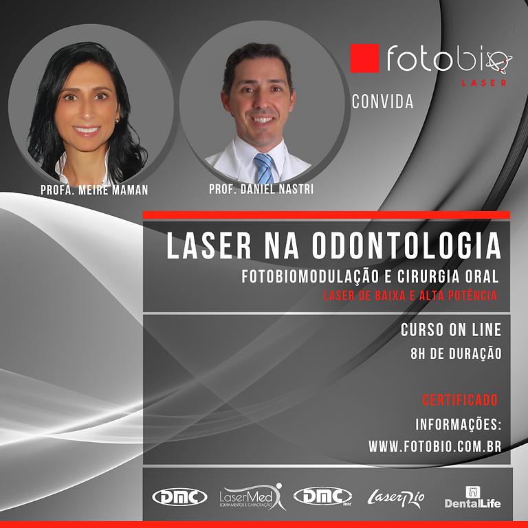 EAD - Laser na Odontologia: Fotobiomodulação e Cirurgia Oral