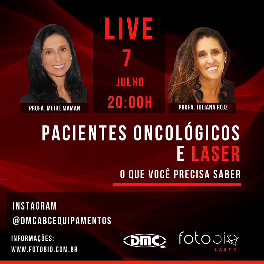 LIVE: Pacientes Oncológicos e Laser - O Que Você Precisa Saber