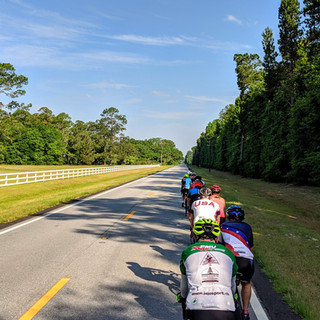 Memorial Day group ride 2019