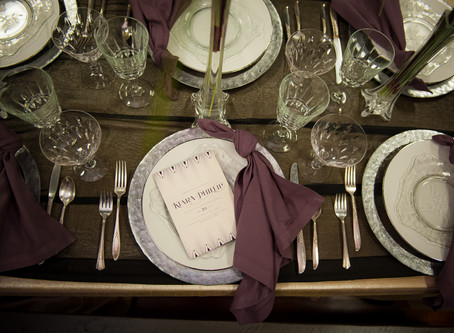 Art Deco Styled Shoot