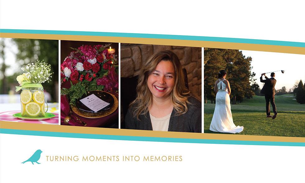Noelle Davis, Wedding and Event Specialist