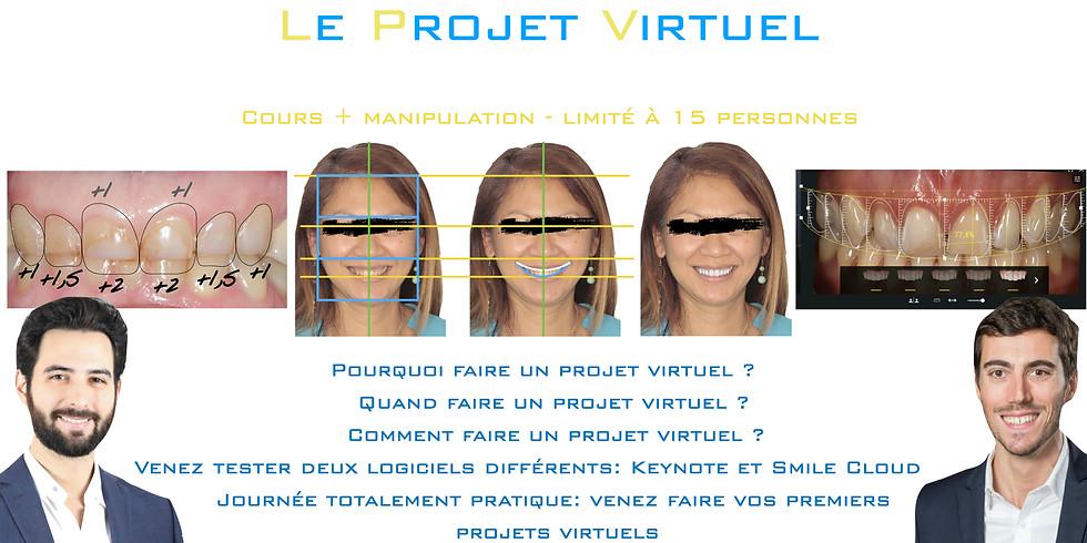 Photographies et Projet Virtuel