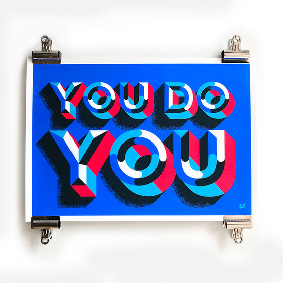 You Do You - Red