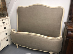 French Half Corbeille Double Bed