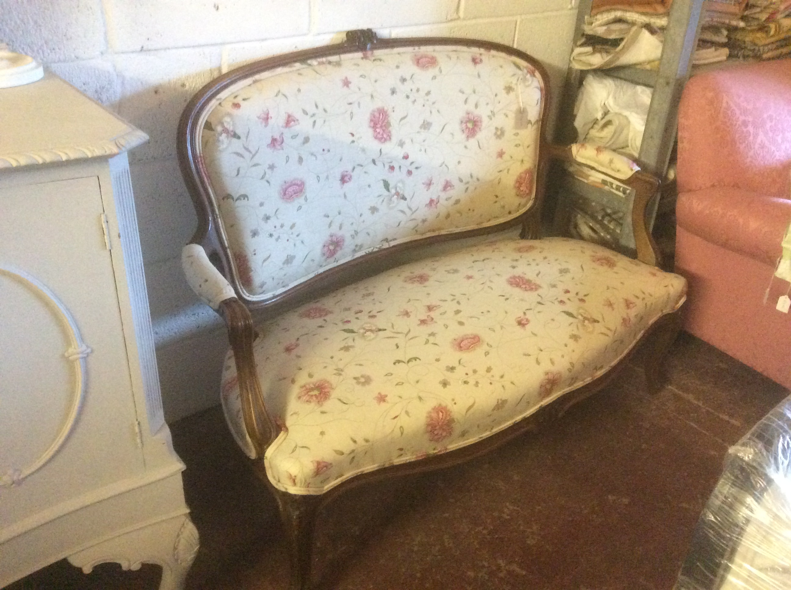 Antique Fresh Sofa