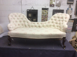 Victorian Double Ended Chaise