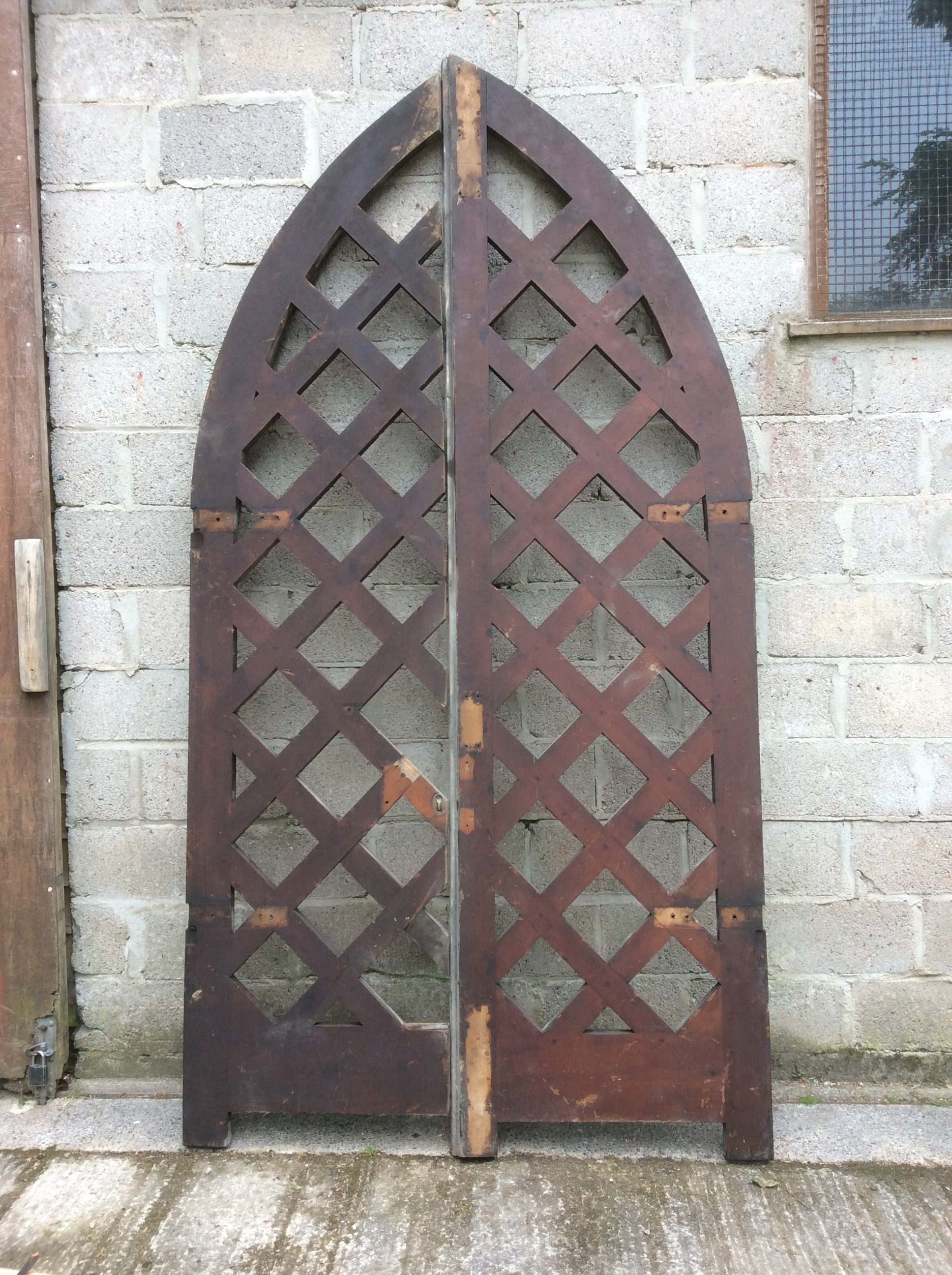 Church Porch Gates