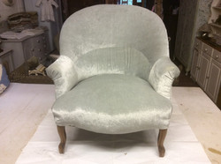 Antique French Napoleon Style Chair