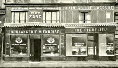 Boulangerie-viennoise