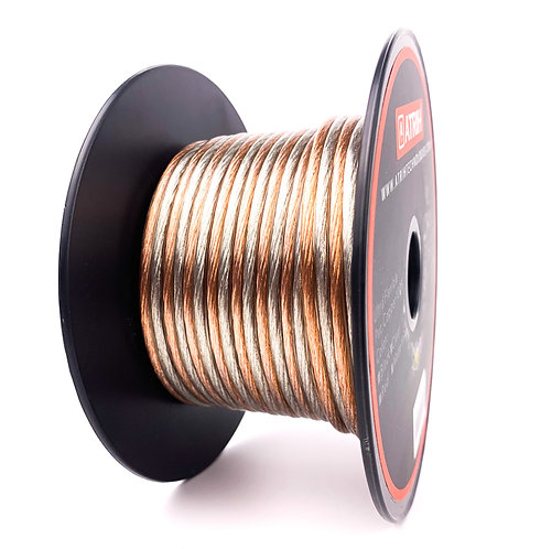 16 Gauge 50ft OFC Car & Home Audio Speaker Wire