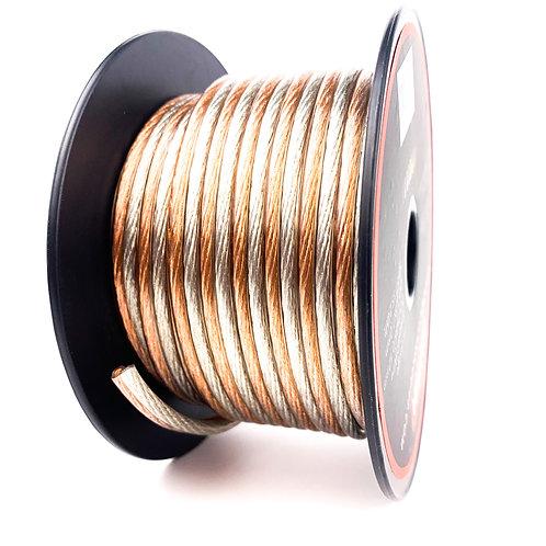 14 Gauge 50ft OFC Car & Home Audio Speaker Wire