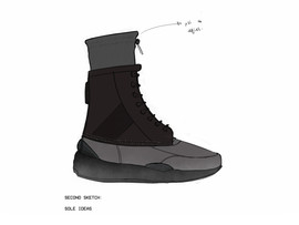 Sketch Two (new sole)