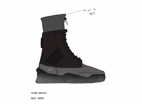 Black // Grey