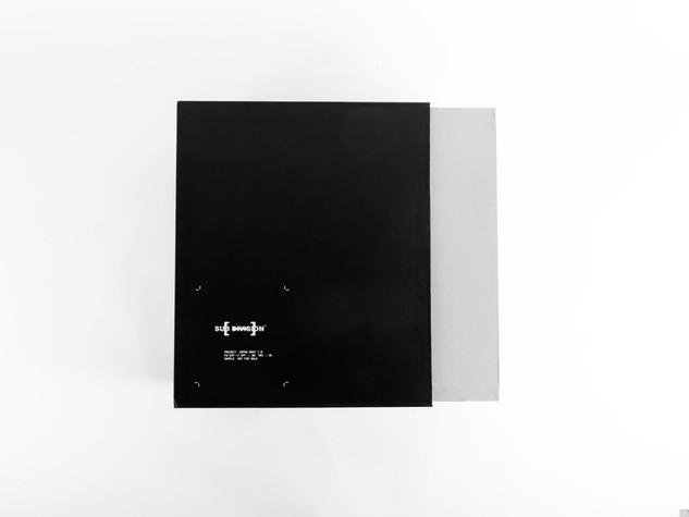 Asymmetrical Box Front