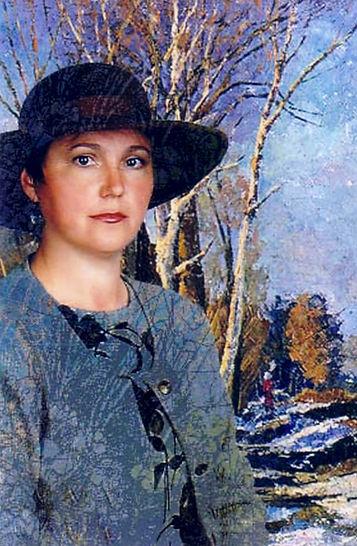 Лариса Скибо 2000