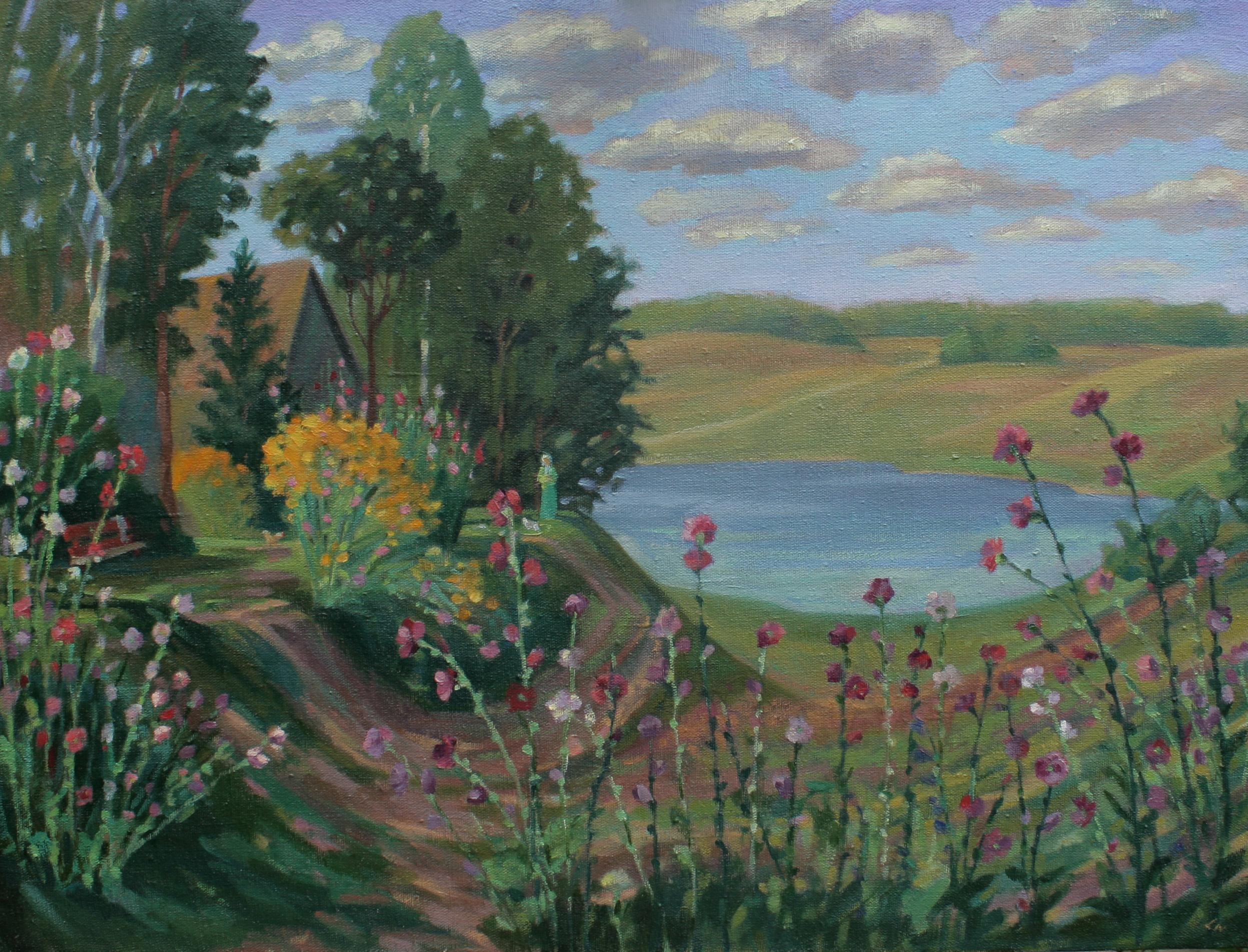 Село Горяны 2006г.
