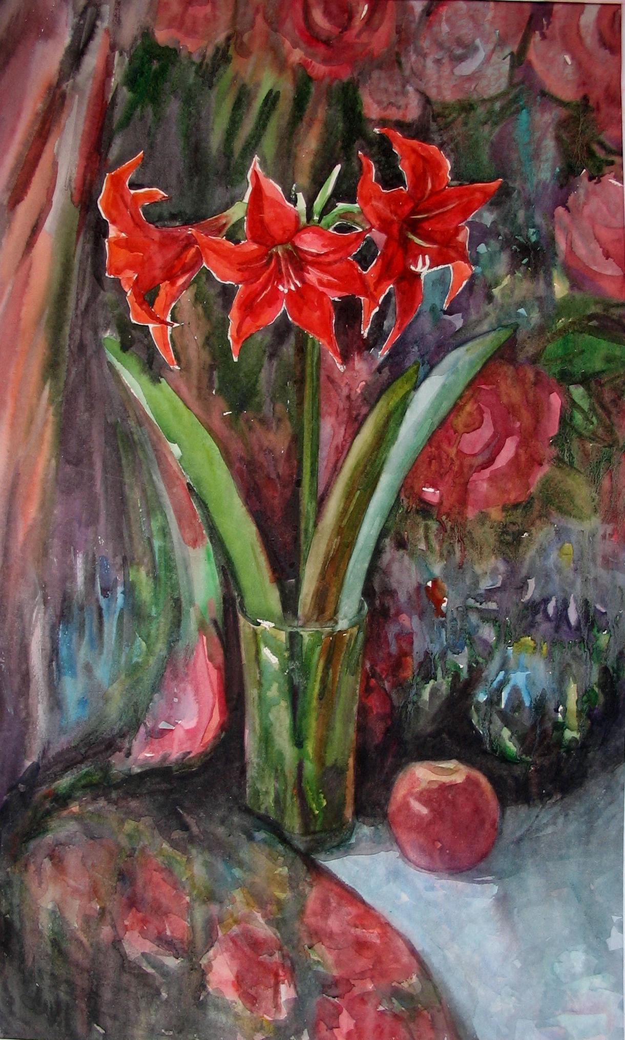Цветок акв.б