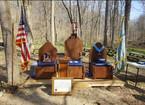 The Handmade Worshipful Master Chairs