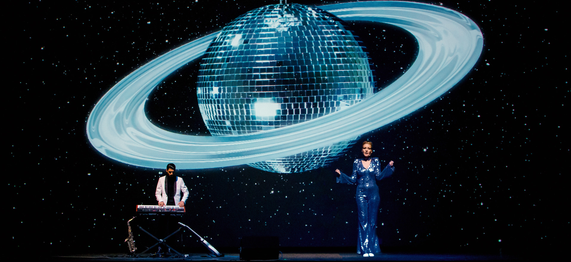 CineLibri Festival opening performance, Sofia, Bulgaria (2019)
