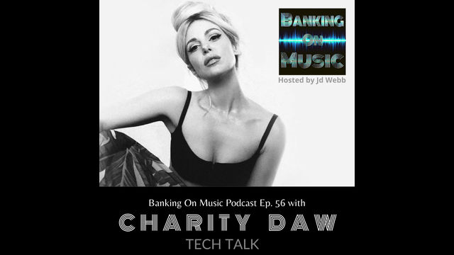 Tech Talk with singer/songwriter Charity Daw
