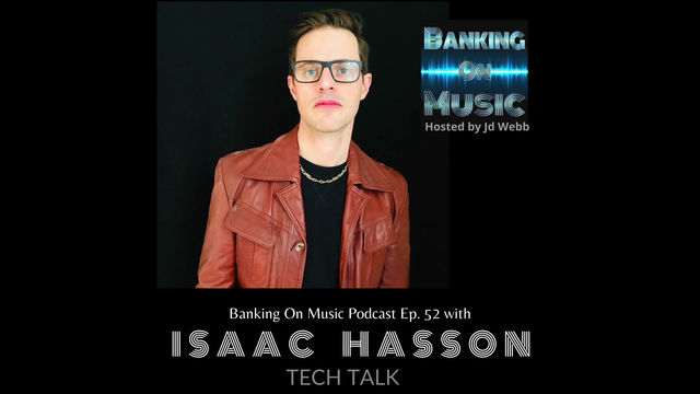 Tech Talk with Isaac Hasson