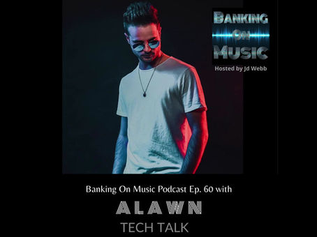 Tech Talk with multi-instrumentalist, programmer, engineer, producer, songwriter, and artist, Alawn