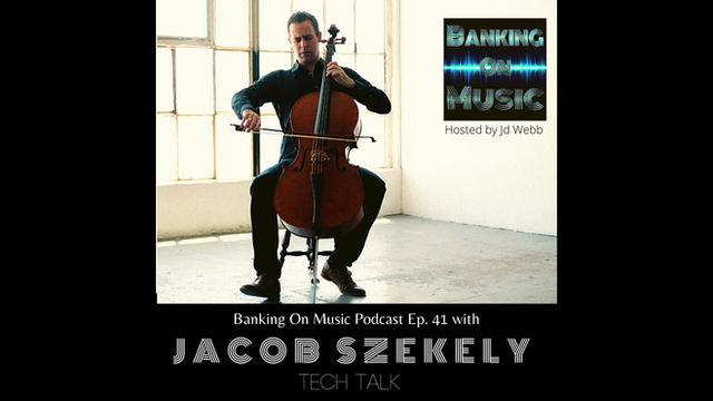 Tech Talk with Jacob Szekely