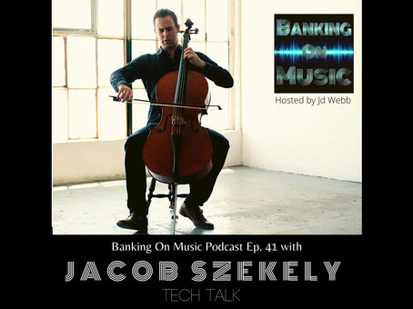 Tech Talk with Jacob Szekely