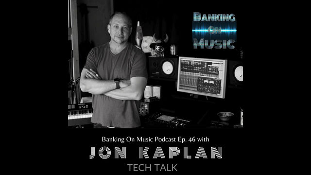 The Mixer's Tech Talk with Jon Kaplan