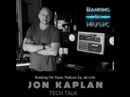 The Mixer's Tech Talk with Jon Kaplan