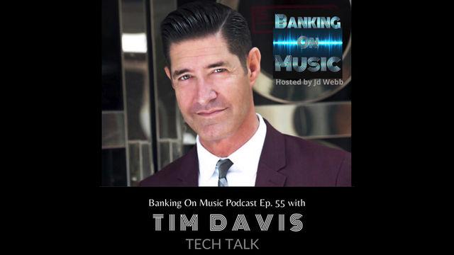 Tech Talk with vocal producer, vocal arranger, and singer               Tim Davis