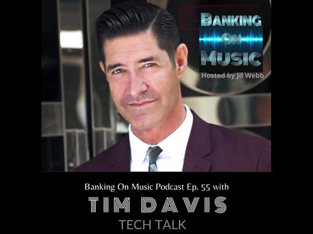 Tech Talk with vocal producer, vocal arranger, and singer               Tim Davis