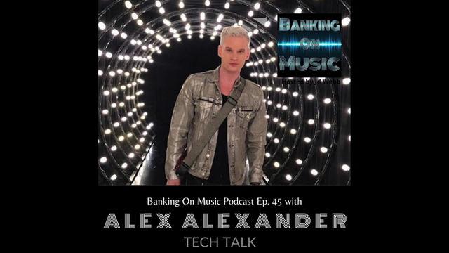 Tech Talk with Alex Alexander