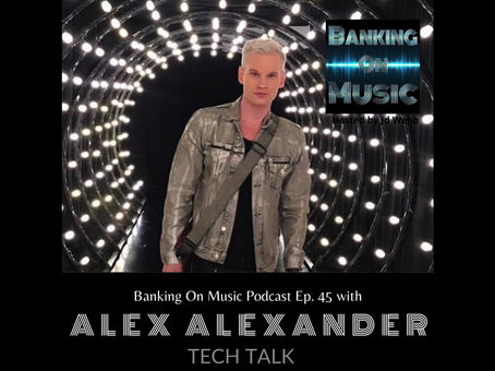 Tech Talk with Alex Alexander