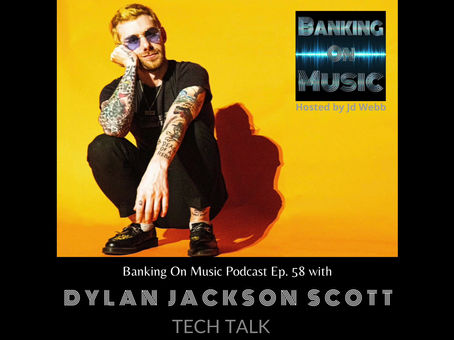 Tech Talk with songwriter, producer, & lead singer of Rad Horror,  Dylan Jackson Scott