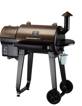 ZPG -450A Z GRILLS 2020 Model + Free Cover