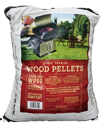 OAK Wood Pellets-20 lbs