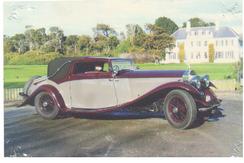 Rolls Royce 1930 Full Restoration