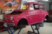 Flag car and Fiat500 004.JPG