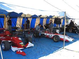 Classic race prep