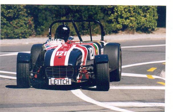 Leitch Super Sprint Kit Car