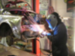 Fiat Bambina Restoration